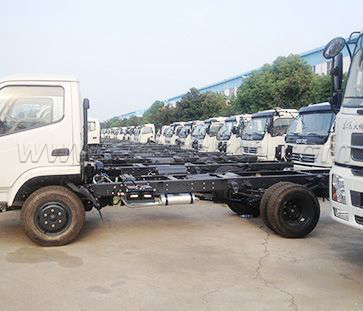 Our Stock Trucks