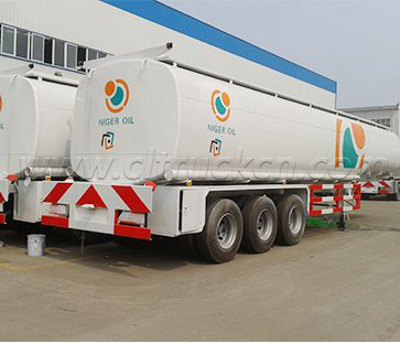 In 2014 we exported 10 untis fuel tank semi trailers to Niger