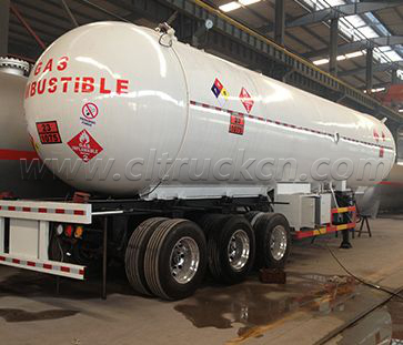In 2015 We Exported 50 Units Lpg Tank Semi Trailers To Bolivia