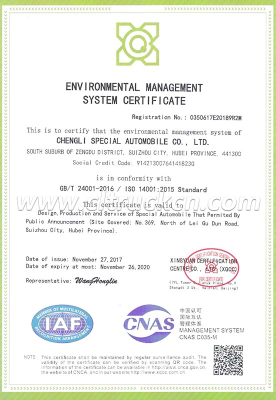 ISO-environment-management-system