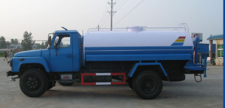 factory direct sale 8cbm water wagon, water cart for sale