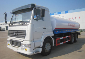 Hot Sale Sinotruk HOWO 6X4 and 6X6 Drive 290HP 20m3 Water Tank Truck for sale in Kenya
