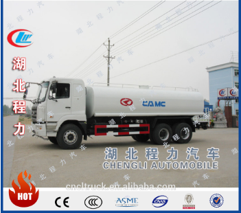 HOT SALE CAMC 6x4 20tons 20000L water bowser with best selling price